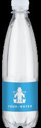 vandflasker med tryk